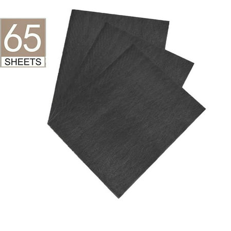 Graphite Paper  Oak Leaf Carbon Transfer Tracing Paper 65 Sheets  9   X 13    For Tracing On Paper Wood Metal Painted Canvas Or Other Art Surfaces  For Artists  Gray