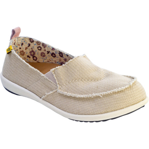 Spenco Siesta - Women's Orthotic Shoes - Straw / Calico