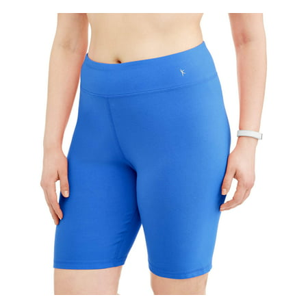 1022826245b6f Danskin Now Women s Plus Active Bike Shorts - Walmart.com