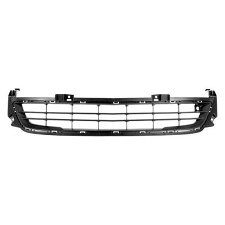 NEW BUMPER COVER GRILLE FRONT FITS 2014-2015 CHEVROLET MALIBU 22995188