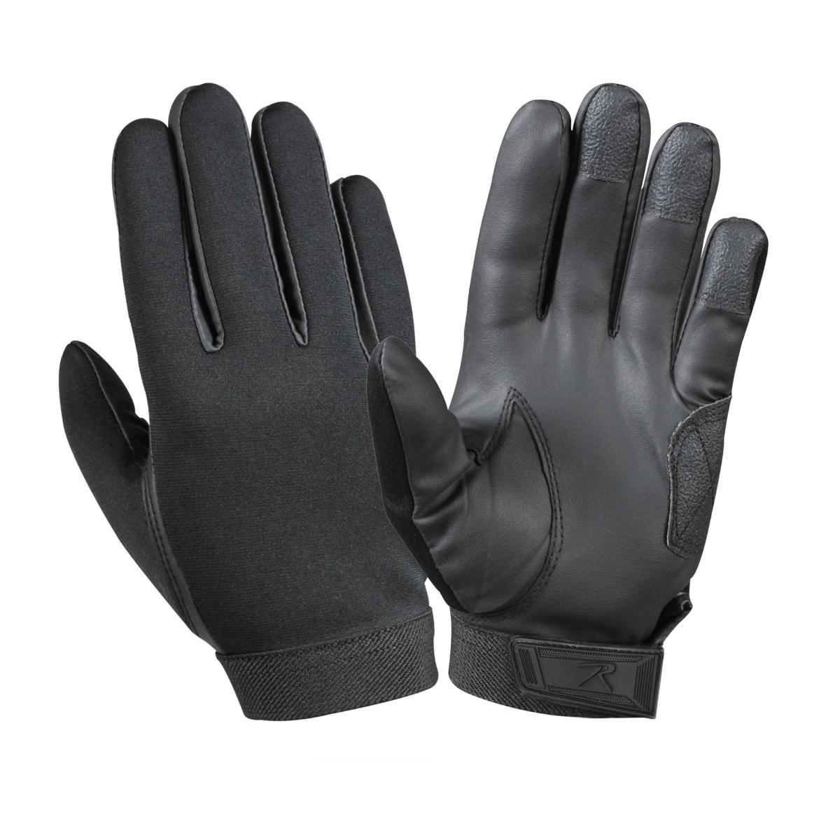 Black Neoprene Gloves by Rothco