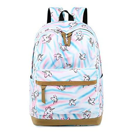 1e7242e24fbd CAMTOP Teens Backpack for School Boys Girls School Bookbag Set ...