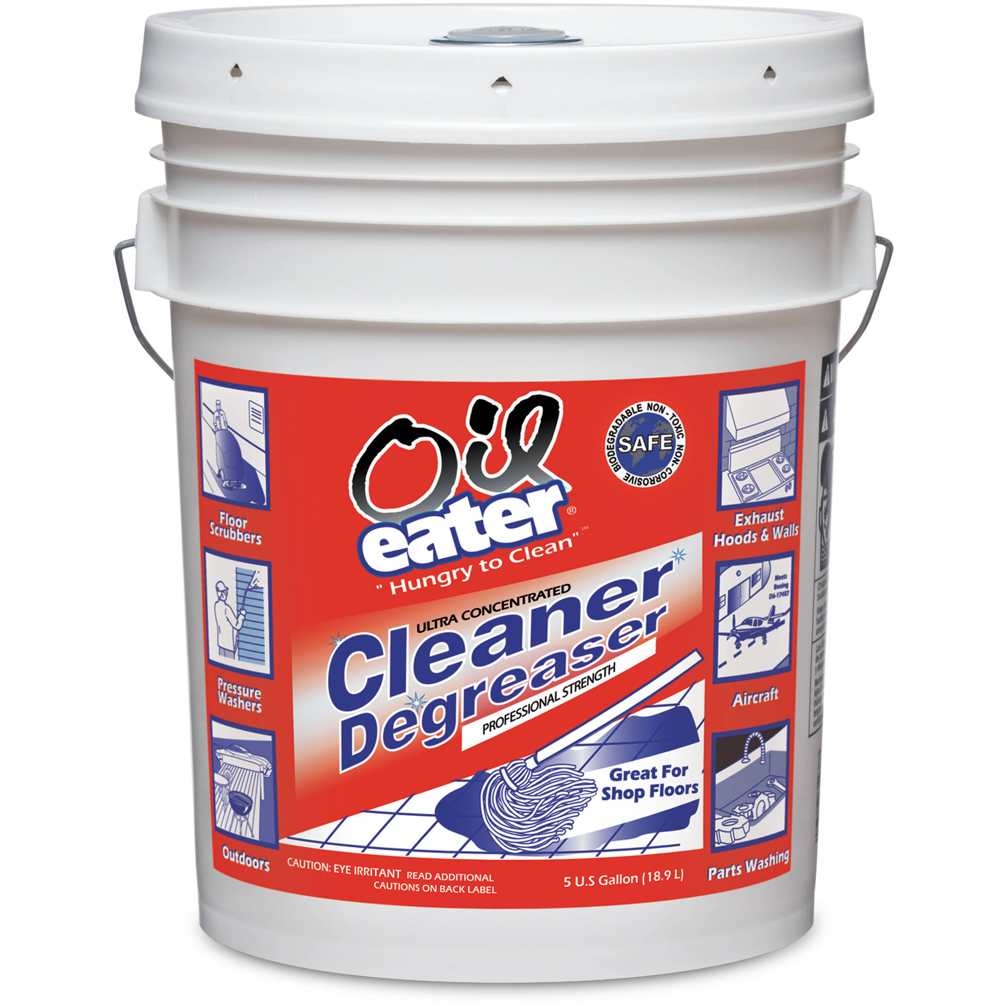 Oil Eater 5 Gallon Cleaner/Degreaser