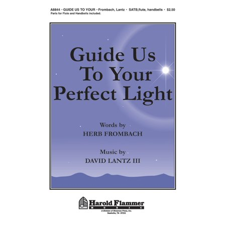 Flute Light Kit (Shawnee Press Guide Us to Your Perfect Light SATB, FLUTE & HANDBELLS Composed by David Lantz)
