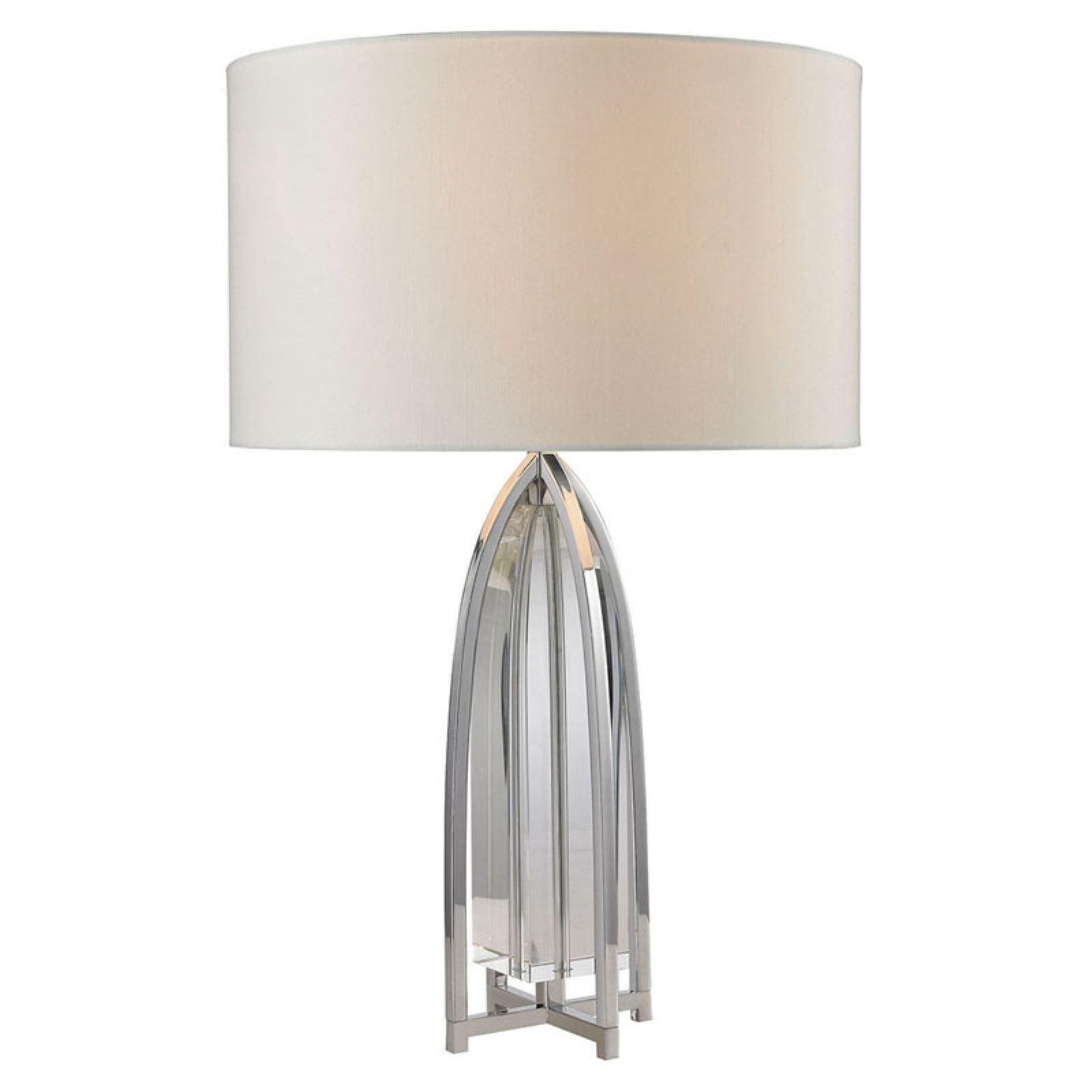 Dimond Lighting Trump Home Wheeler Crystal Table Lamp