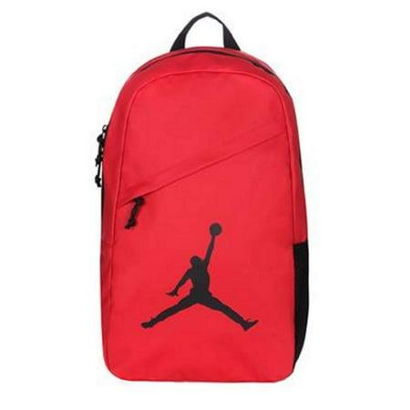 Nike Air Jordan Crossover School Backpack (Gym Red) ()