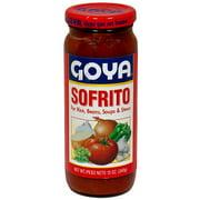 Goya Sofrito Tomato Cooking Base, 12 oz (Pack of 24)