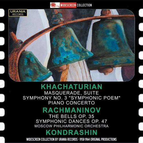 Kondrashin Conducts Khachaturian & Rachmaninov