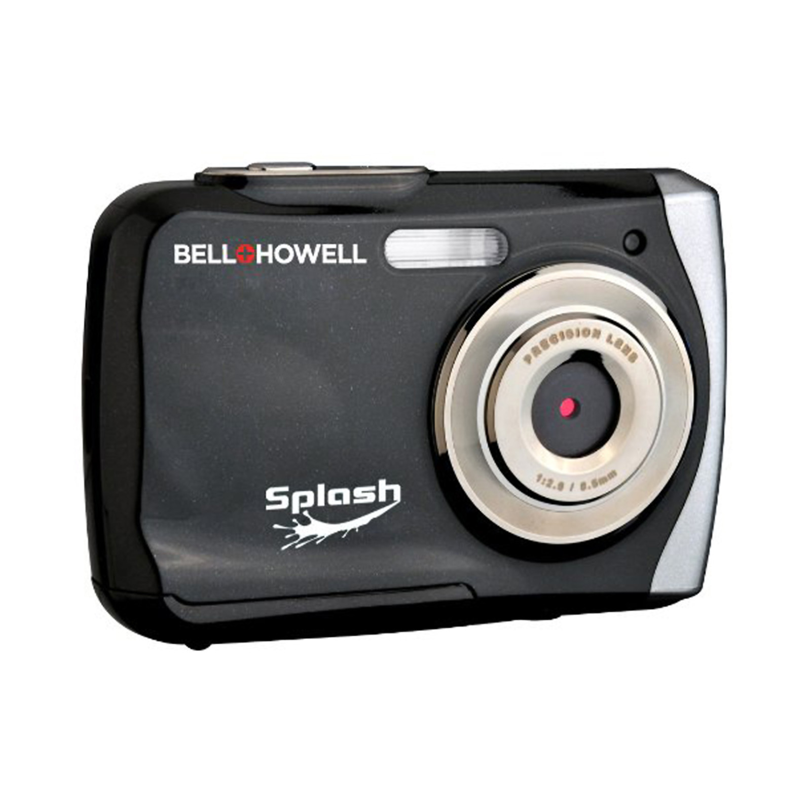 Bell+Howell Splash WP7 12 MP Camera-Black