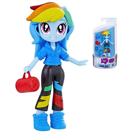 Rainbow Dash Equestria Girls My Little Pony Action Figure 3