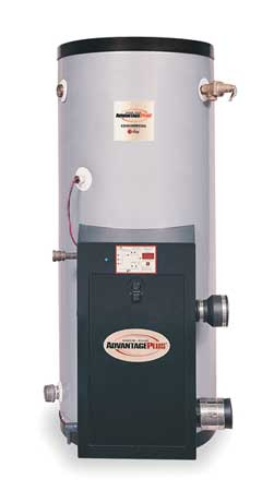 rheem xg50t12he40u0. rheem commercial high efficiency gas water heater, he119-199 rheem xg50t12he40u0