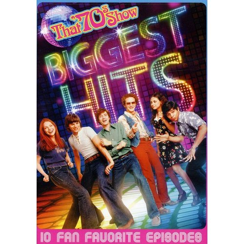 That 70's Show: Biggest Hits [DVD]