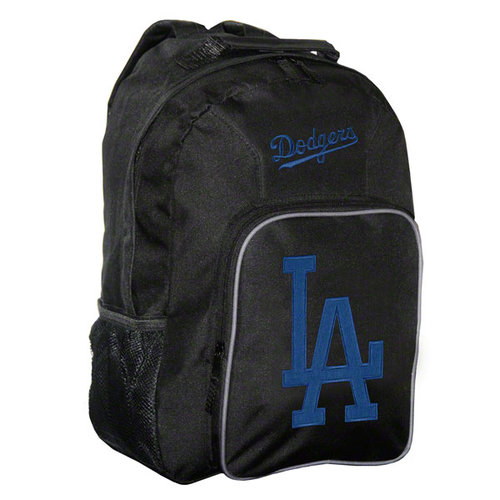MLB - Los Angeles Dodgers Black Youth Southpaw Backpack