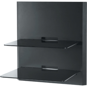 Omnimount BLADE2B 2-Shelf Wall System