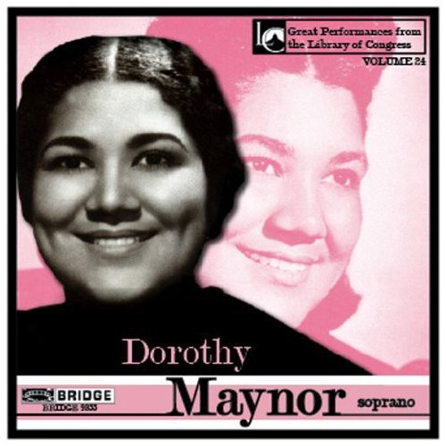 Handel/Beethoven/Brahms - Dorothy Maynor, Soprano [CD]