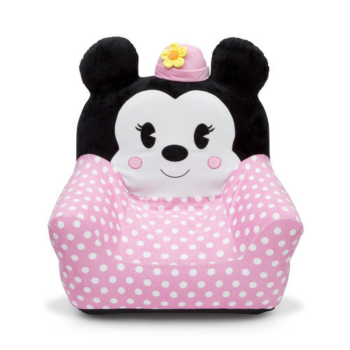 Delta Children Minnie Kids Club Chair