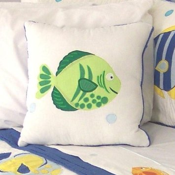 Colorful Sea Pillow