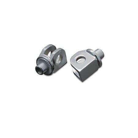 Kuryakyn Peg Adaptors   Splined 8884