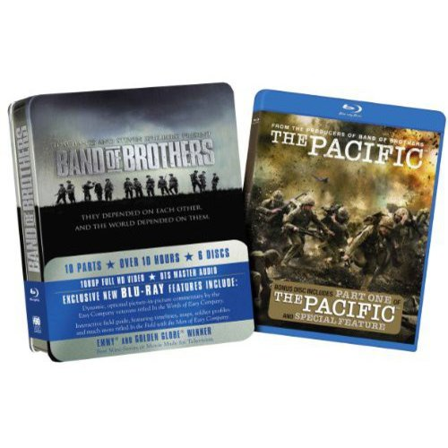 Band Of Brothers (Blu-ray) (Widescreen) by WARNER HOME ENTERTAINMENT