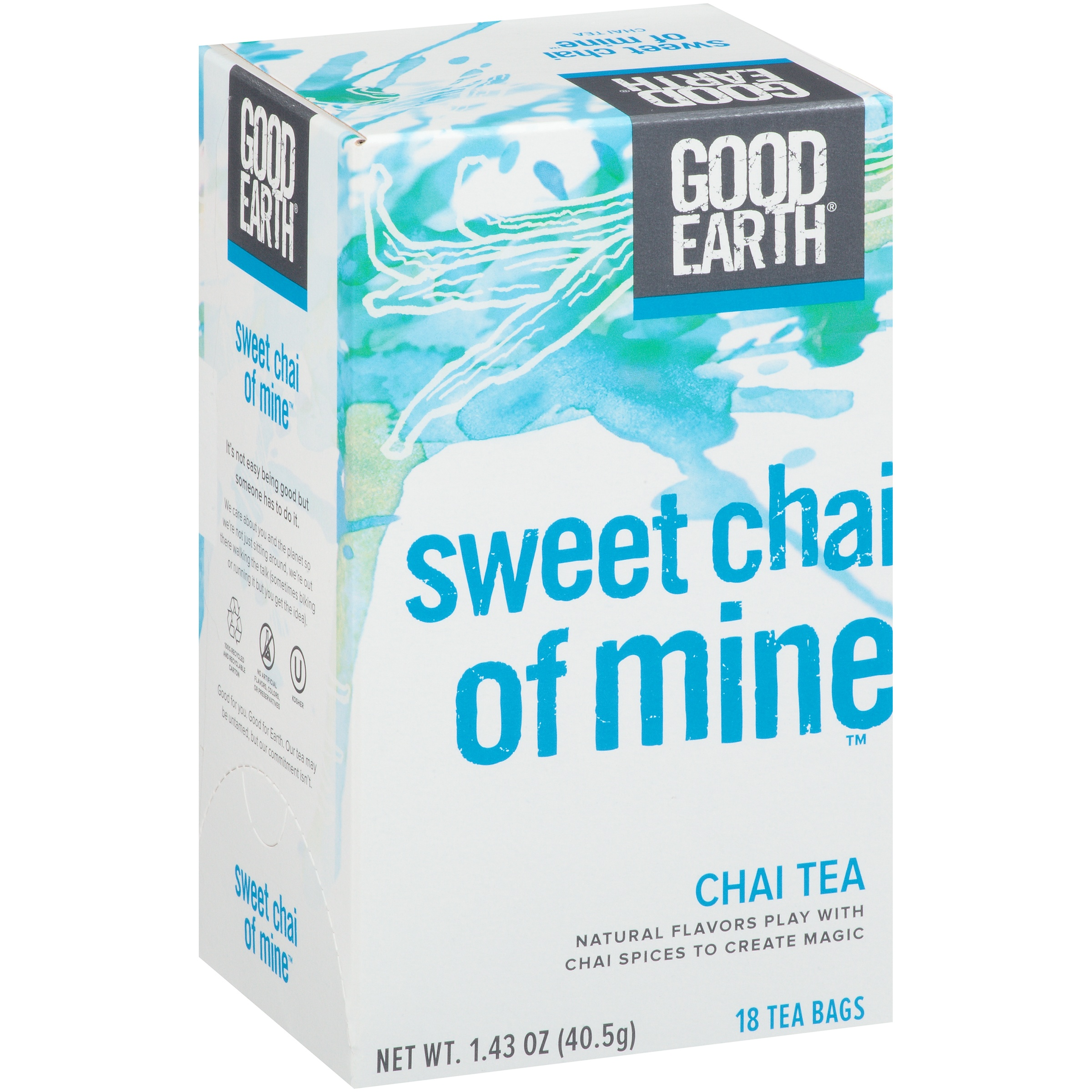 Good Earth® Sweet Chai of Mine™ Chai Tea 18 ct Box