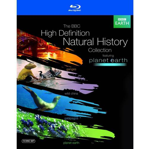 The BBC Natural History Collection (With Planet Earth: Special Edition) (Blu-ray) (Widescreen)