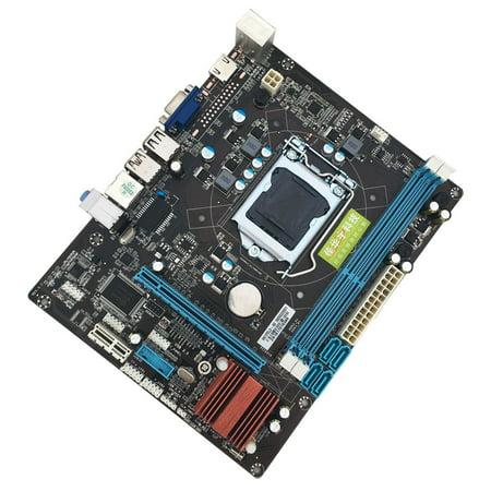 P8H61-M PRO/CM6630-8/DP_MB Desktop Motherboard H61 USB 3.0 HDMI Socket LGA 1155 i3 i5 i7 DDR3 16G