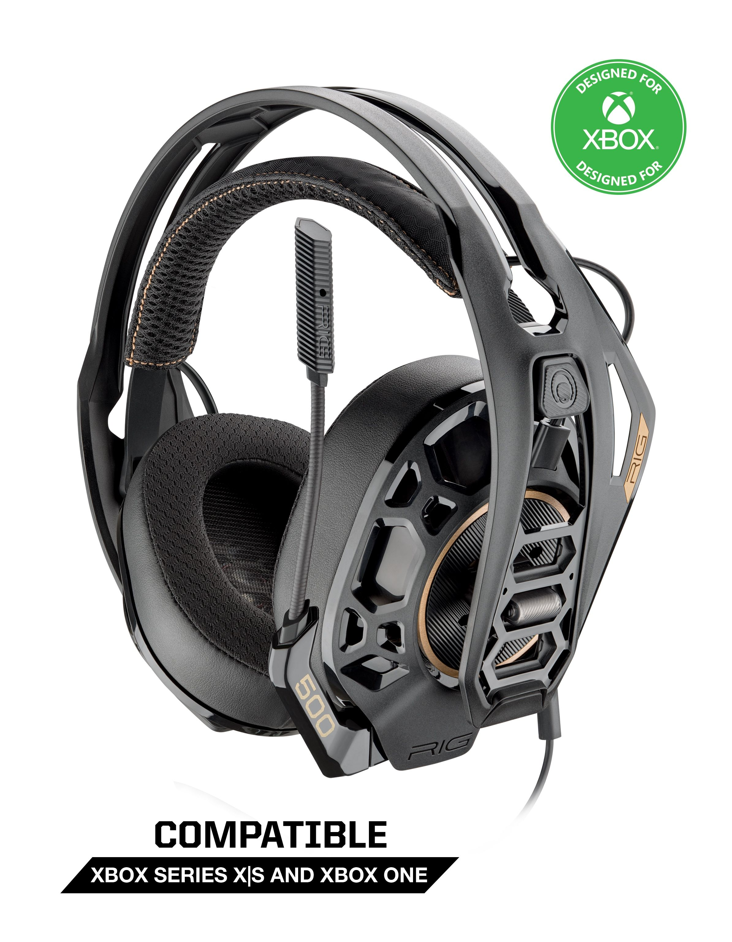 RIG 500 PRO HX Dolby Atmos Gaming Headset for Xbox One