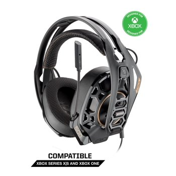 Plantronics RIG 500 PRO HX Dolby Atmos Gaming Headset for Xbox One