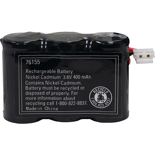 Jasco 76155 Cordless Phone Replacement Battery