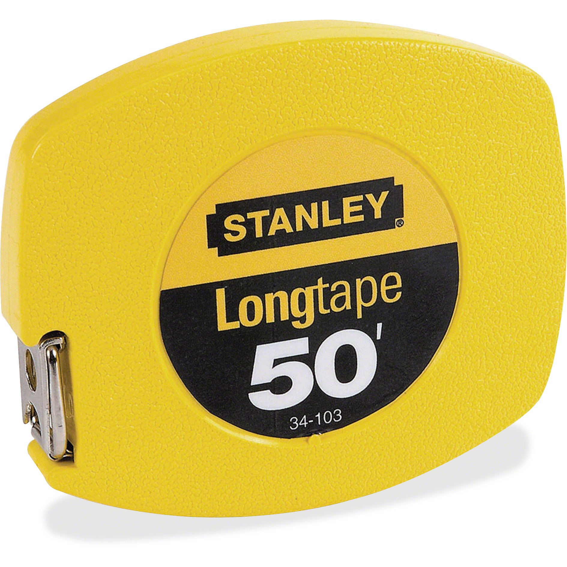 "Stanley Hand Tools 34-103 3/8"" X 50' High-Visibility Tape Measure Reels"