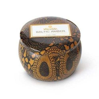 Voluspa Baltic Amber Mini Candle Urn