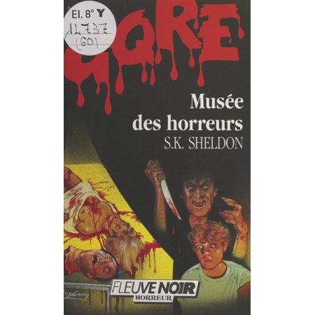 Musée des horreurs - eBook (Musique D'halloween Horreur)