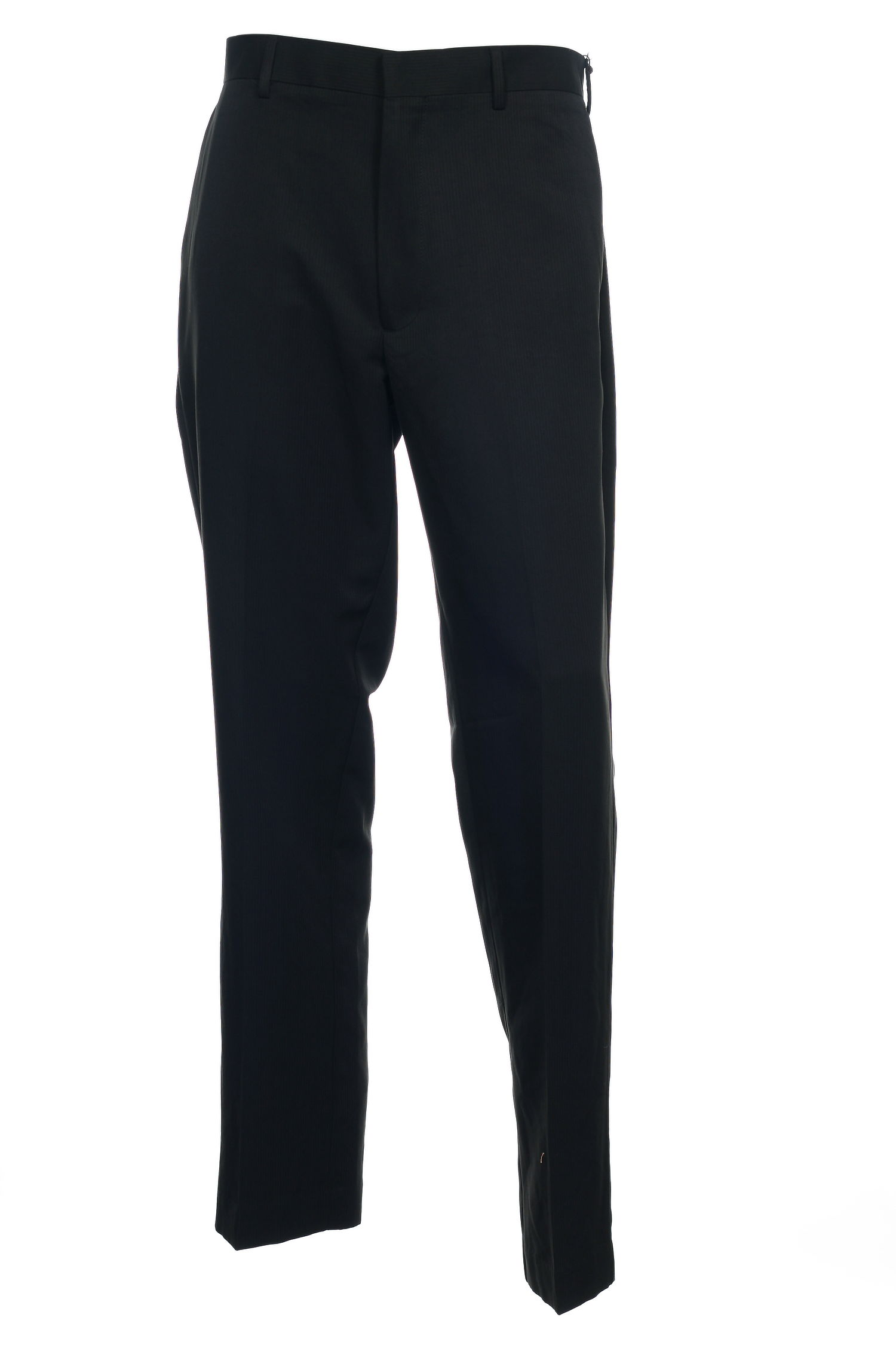 Mens black dress pants 38x28