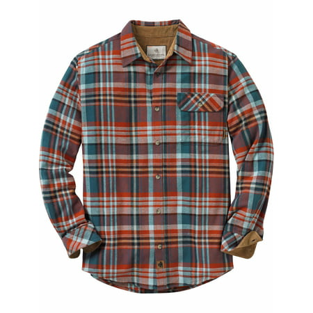 Legendary Whitetails Men's Buck Camp Flannels - Flannel Cap