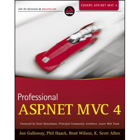 Professional ASP.NET MVC 4 - eBook (Pro Asp Net Mvc 5 5th Edition)