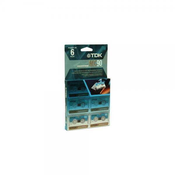TDK Microcassette Multi-pack by TDK