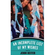 An Incomplete List of My Wishes (Hardcover)
