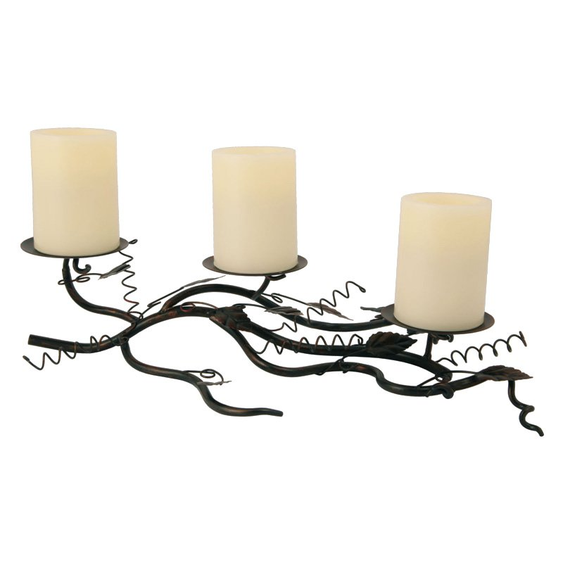 Pacific Accents Arden Pillar Candle Holder