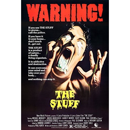 The Stuff  1985  Movie Poster 24X36 Inches
