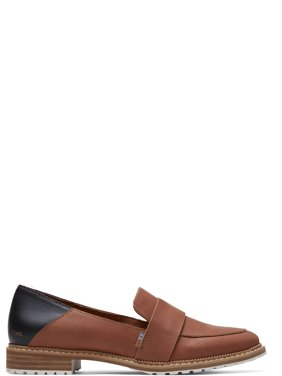 TOMS Women's Leather Mallory Flats