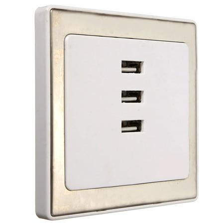 USB 3 PORT WALL SOCKET  - image 5 de 7