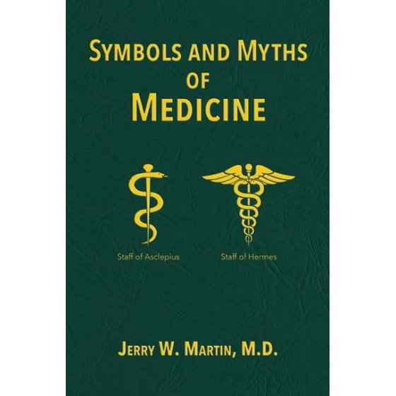 Symbols And Myths Of Medicine Staff Of Asclepius Staff Of Hermes