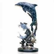 SPI Home 31551 Dolphin & Friends