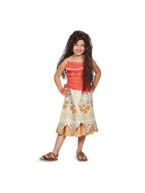 Disney Princess Moana Classic Child Halloween Costume