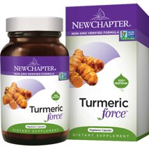 Vitamins & Supplements: New Chapter Turmeric Force