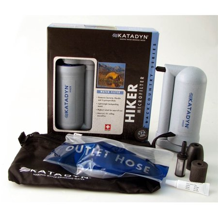 Katadyn Hiker Microfilter Unit