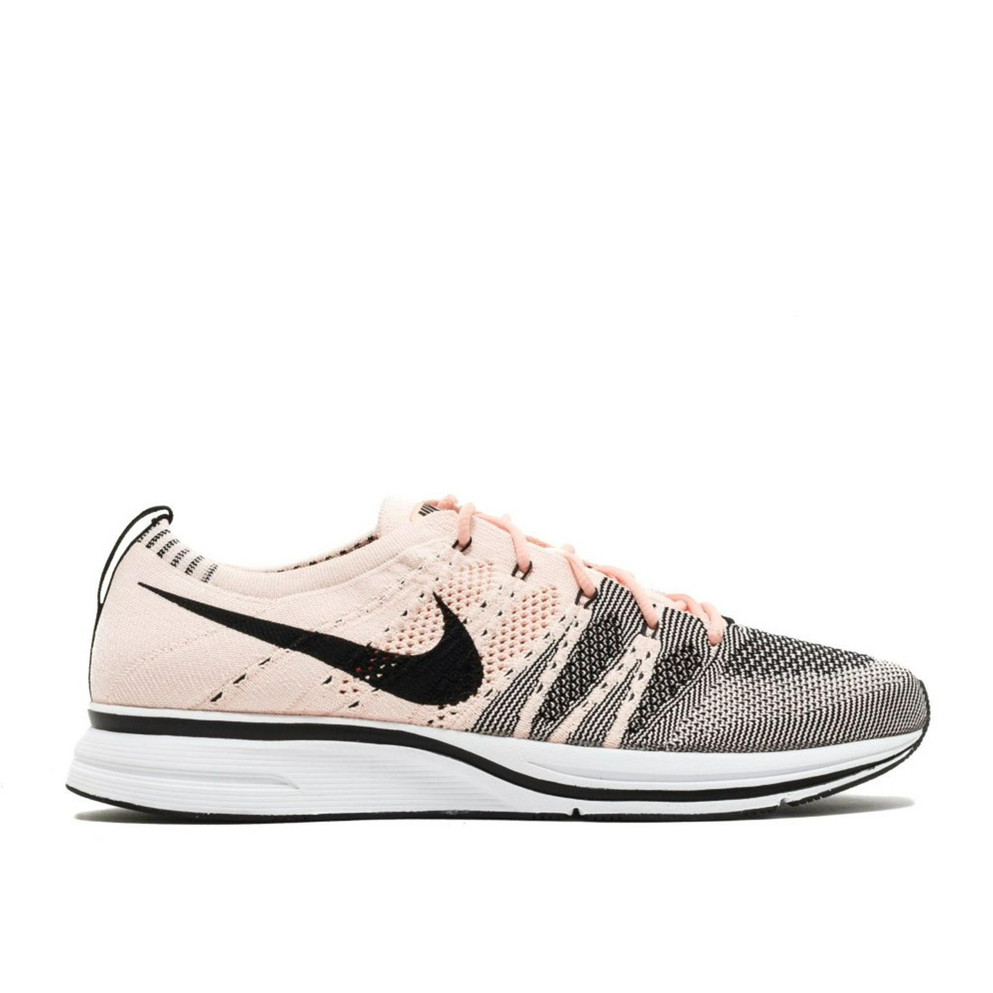 11e020d8a273 Nike - Men - Nike Flyknit Trainer  Sunset Tint  - Ah8396-600 - Size ...
