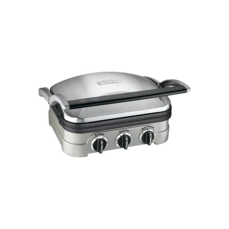 Cuisinart Stainless Steel Multifunctional Grill (Cuisinart 2 In 1 Grill And Sandwich Maker)