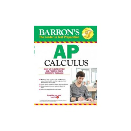 Barrons AP Calculus by