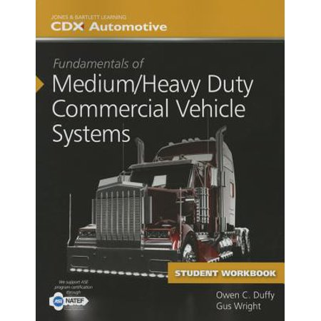 Fundamentals of Medium/Heavy Duty Commercial Vehicle Systems Student